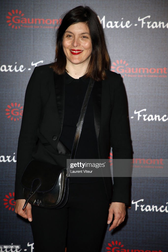 """Marie Francine"" Paris Premiere At Cinema L'Arlequin"