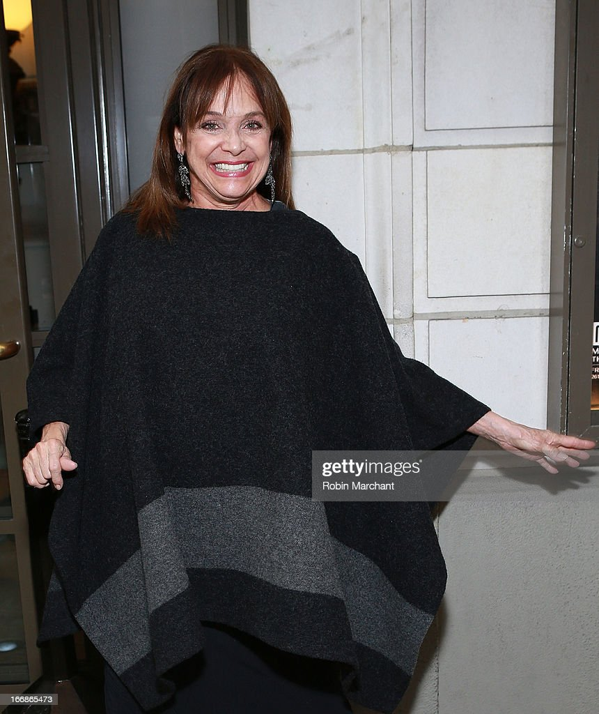 Actress Valerie Harper attends the 'The Assembled Parties' opening night at Samuel J. Friedman Theatre on April 17, 2013 in New York City.