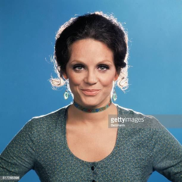 Actress Valerie Harper who appears in TV series The Mary Tyler Moore Show
