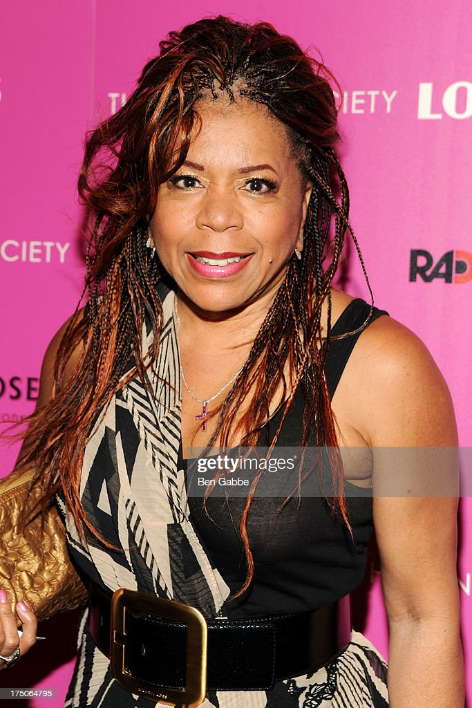 Actress Valerie Simpson attends The Cinema Society and MCM with Grey Goose host a screening of Radius TWC's 'Lovelace' at The Museum of Modern Art on July 30, 2013 in New York City.
