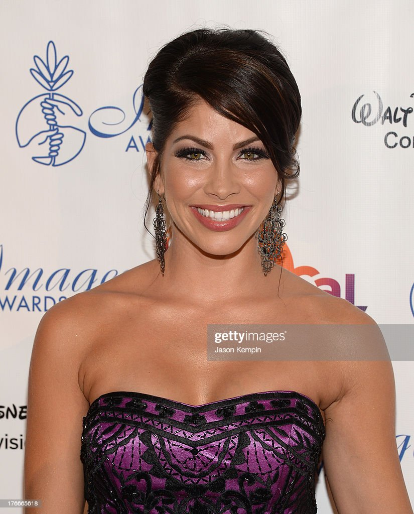 Actress <a gi-track='captionPersonalityLinkClicked' href=/galleries/search?phrase=Valery+Ortiz&family=editorial&specificpeople=642267 ng-click='$event.stopPropagation()'>Valery Ortiz</a> attends the 28th Annual Imagen Awards at The Beverly Hilton Hotel on August 16, 2013 in Beverly Hills, California.