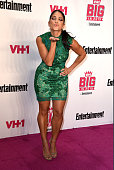 Actress Valery Ortiz attends VH1 Big In 2015 With Entertainment Weekly Awards at Pacific Design Center on November 15 2015 in West Hollywood...