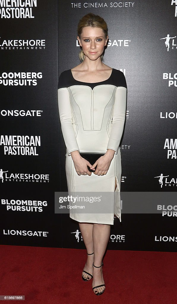 Actress Valorie Curry attends the screening Of 'American Pastoral' hosted by Lionsgate and Lakeshore Entertainment with Bloomberg Pursuits at Museum of Modern Art on October 19, 2016 in New York City.