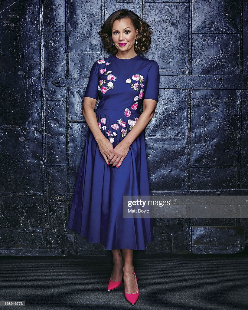 Vanessa Williams, Backstage, April 24, 2013