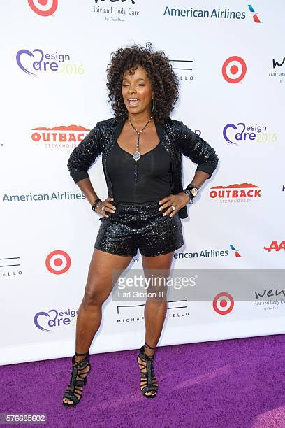 Actress Vanessa Bell Calloway attends the 18th Annual DesignCare Gala on July 16 2016 in Pacific Palisades California