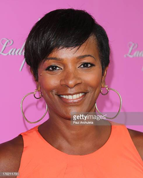 Actress Vanessa Bell Calloway attends The LadyLike Foundation's 'Women Of Excellence Awards' at the Luxe Hotel on June 8 2013 in Los Angeles...