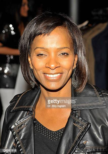 Actress Vanessa Bell Calloway attends the Magic Johnson Foundation AllStar weekend private shopping event at Nordstrom at Nordstrom at the Grove on...