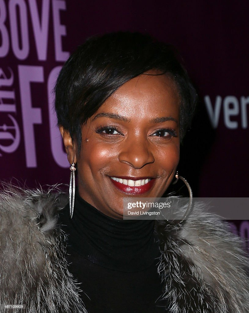 Actress Vanessa Bell Calloway attends the opening night performance of 'Above the Fold' at the Pasadena Playhouse on February 5, 2014 in Pasadena, California.