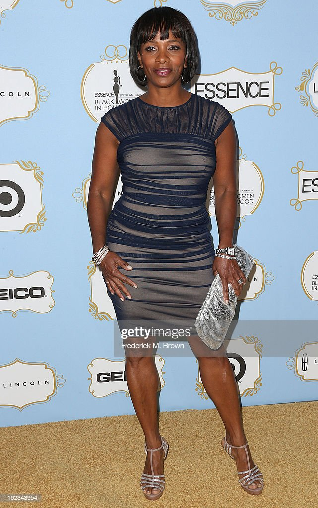 Actress Vanessa Bell Calloway attends the Sixth Annual ESSENCE Black Women In Hollywood Awards Luncheon at the Beverly Hills Hotel on February 21, 2013 in Beverly Hills, California.