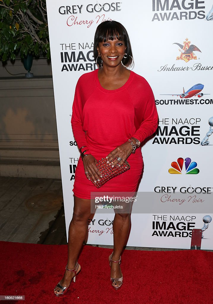 Actress Vanessa Bell Calloway attends the The 44th NAACP Image Awards post show gala at the Millennium Biltmore Hotel on February 1, 2013 in Los Angeles, California.