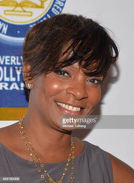 Actress Vanessa Calloway attends the 24th Annual NAACP Theatre Awards at Saban Theatre on November 17 2014 in Beverly Hills California