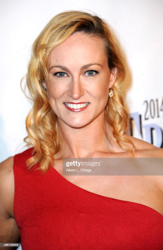 Actress Vanessa Cater arrives for Pre-Grammy Celebration Party For Trevor Guthrie held at Acabar on January 25, 2014 in Los Angeles, California.