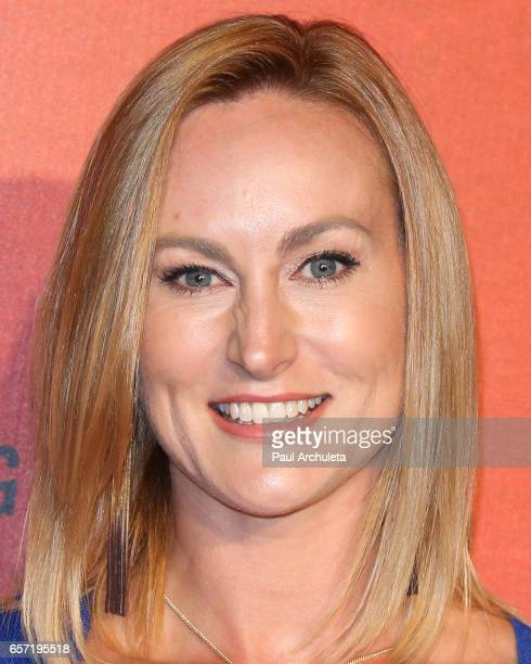 Actress Vanessa Cater attends the opening night performance of 'Absinthe' at LA Live Event Deck on March 23 2017 in Los Angeles California