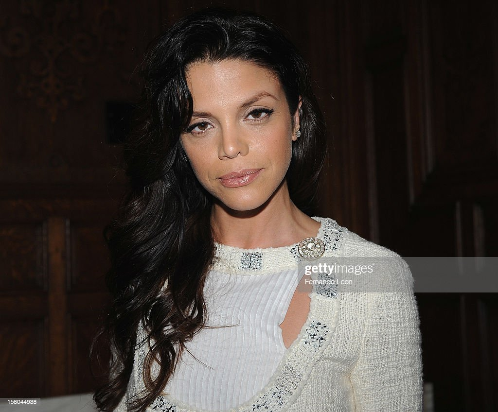 Actress <a gi-track='captionPersonalityLinkClicked' href=/galleries/search?phrase=Vanessa+Ferlito&family=editorial&specificpeople=226854 ng-click='$event.stopPropagation()'>Vanessa Ferlito</a> attends The Cinema Society With Chrysler & Bally Host The Premiere Of 'Stand Up Guys' After Party at The Plaza Hotel on December 9, 2012 in New York City.