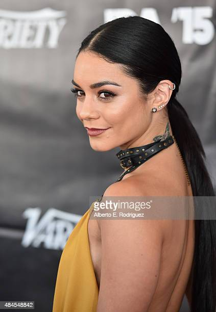 Actress Vanessa Hudgens attends the 2015 Industry Dance Awards and Cancer Benefit Show at Avalon on August 19 2015 in Hollywood California