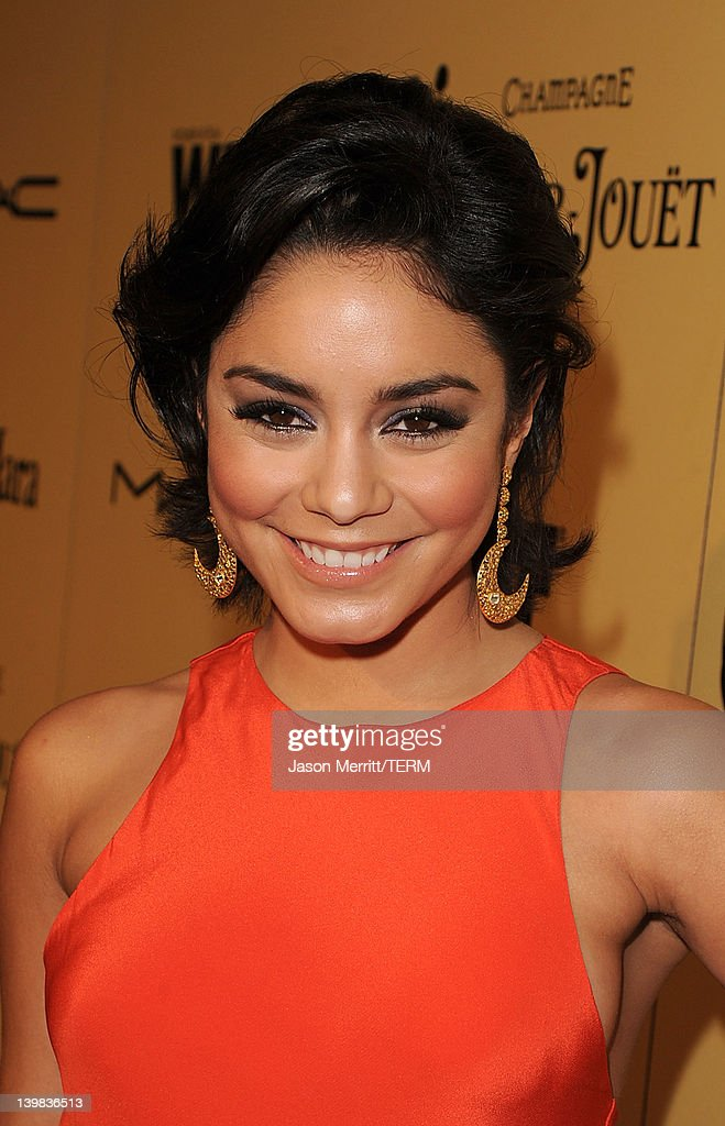 Actress Vanessa Hudgens attends the Fifth Annual Women In Film Pre-Oscar Cocktail Party at Cecconi's Restaurant on February 24, 2012 in Los Angeles, California