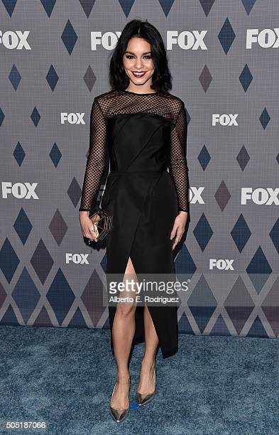 Actress Vanessa Hudgens attends the FOX Winter TCA 2016 AllStar Party at The Langham Huntington Hotel and Spa on January 15 2016 in Pasadena...