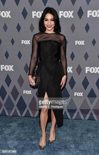 Actress Vanessa Hudgens attends the FOX Winter TCA 2016 AllStar Party at The Langham Huntington Hotel and Spa on January 15 2016 in Pasadena...