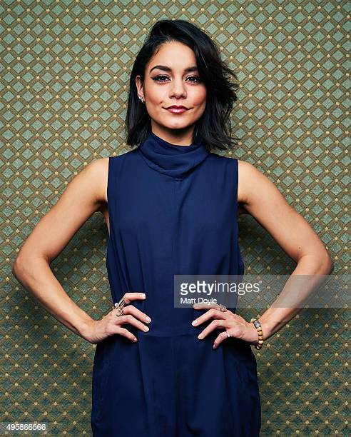 Actress Vanessa Hudgens is photographed for Back Stage on May 20 in New York City PUBLISHED COVER