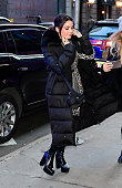Celebrity Sightings In New York City - January 17, 2020