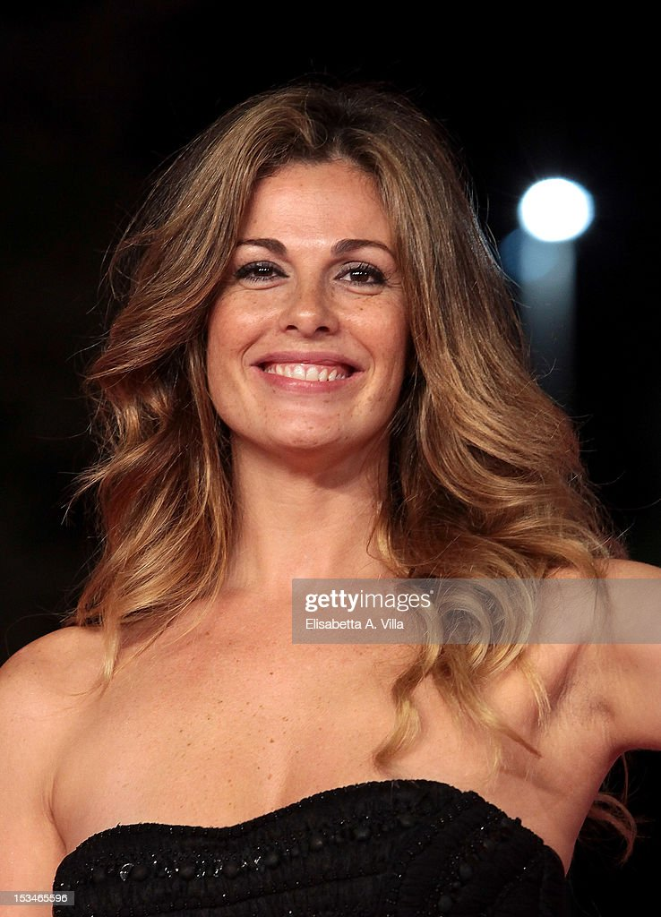 Actress Vanessa Incontrada attends the 2012 RomaFictionFest Closing Cerimony at Auditorium Parco della Musica on October 5, 2012 in Rome, Italy.