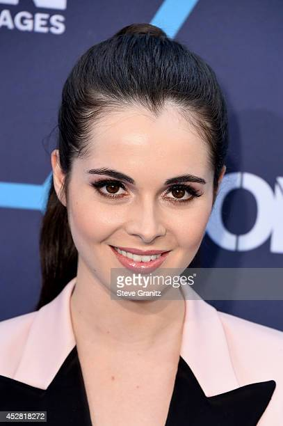 Actress Vanessa Marano attends the 2014 Young Hollywood Awards held at The Wiltern on July 27 2014 in Los Angeles California