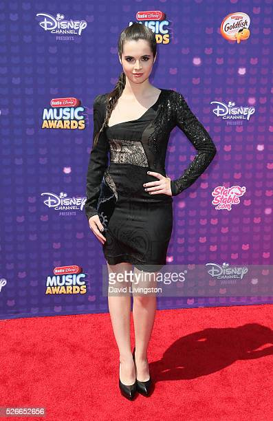 Actress Vanessa Marano attends the 2016 Radio Disney Music Awards at Microsoft Theater on April 30 2016 in Los Angeles California