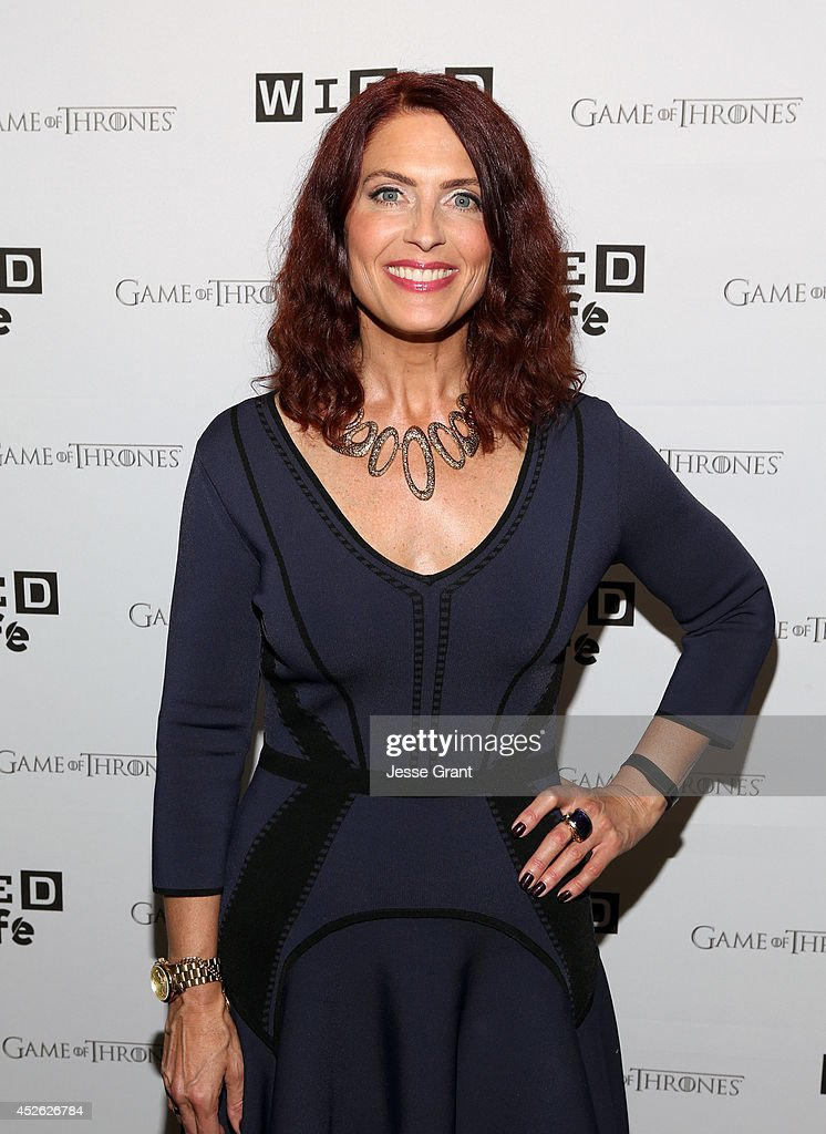 Actress Vanessa Marshall attends day 1 of the WIRED Cafe @ Comic Con at Omni Hotel on July 24, 2014 in San Diego, California.