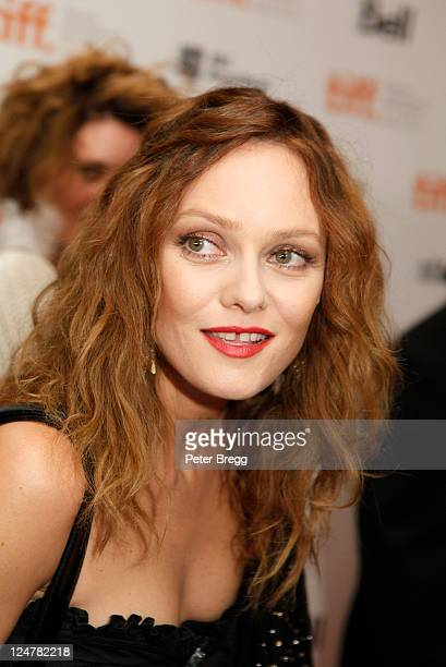 Actress Vanessa Paradis attends 'Cafe De Flore' Premiere at Princess of Wales during the 2011 Toronto International Film Festival on September 12...