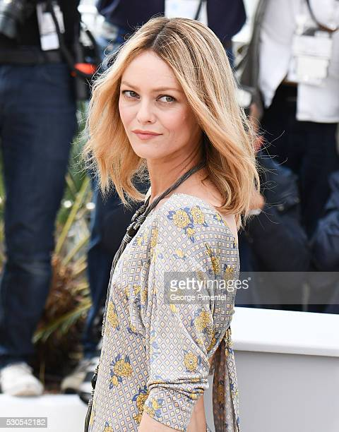 Actress Vanessa Paradis attends the jury photocall during the 69th annual Cannes Film Festival at Palais des Festivals on May 11 2016 in Cannes France