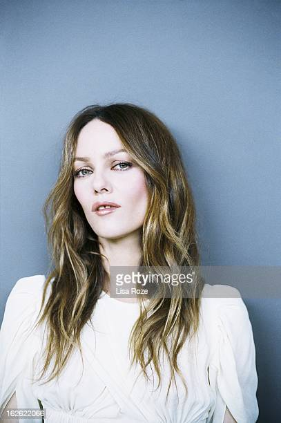 Actress Vanessa Paradis is photographed for Express Style on May 11 2012 in Paris France