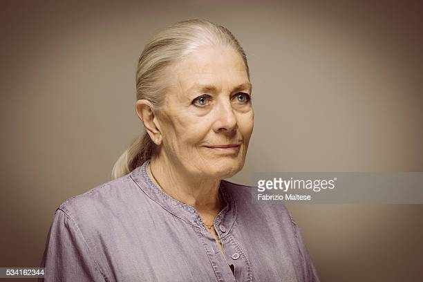 Actress Vanessa Redgrave is photographed for The Hollywood Reporter on May 14 2016 in Cannes France ON INTERNATIONAL EMBARGO UNTIL AUGUST 25 2016