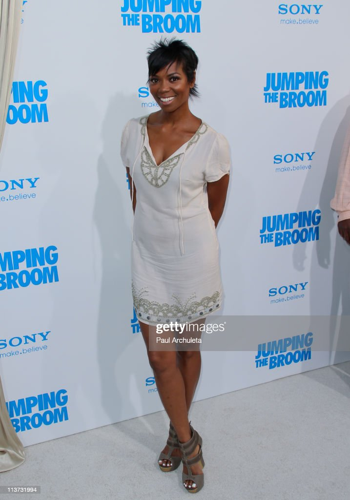 """Jumping The Broom"" - Los Angeles Premiere - Arrivals"