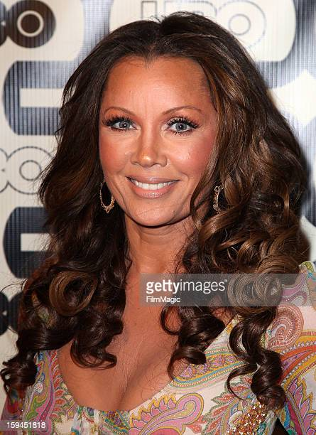 Actress Vanessa Williams attends HBO's Official Golden Globe Awards After Party held at Circa 55 Restaurant at The Beverly Hilton Hotel on January 13...