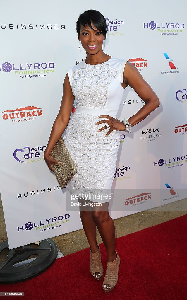 Actress Vanessa Williams attends the 15th Annual DesignCare on July 27, 2013 in Malibu, California.