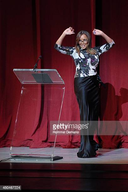 Actress Vanessa Williams attends the 2014 Ailey Spirit Gala at David H Koch Theater at Lincoln Center on June 11 2014 in New York City