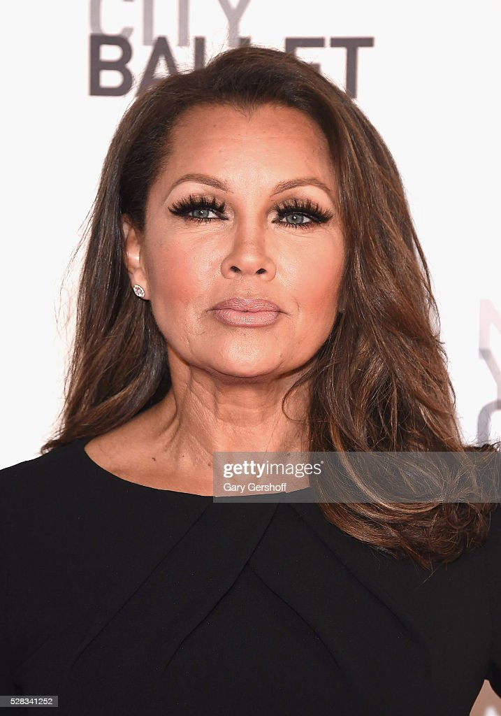 Actress Vanessa Williams attends the 2016 New York City Ballet Spring Gala at David H. Koch Theater at Lincoln Center on May 4, 2016 in New York City.