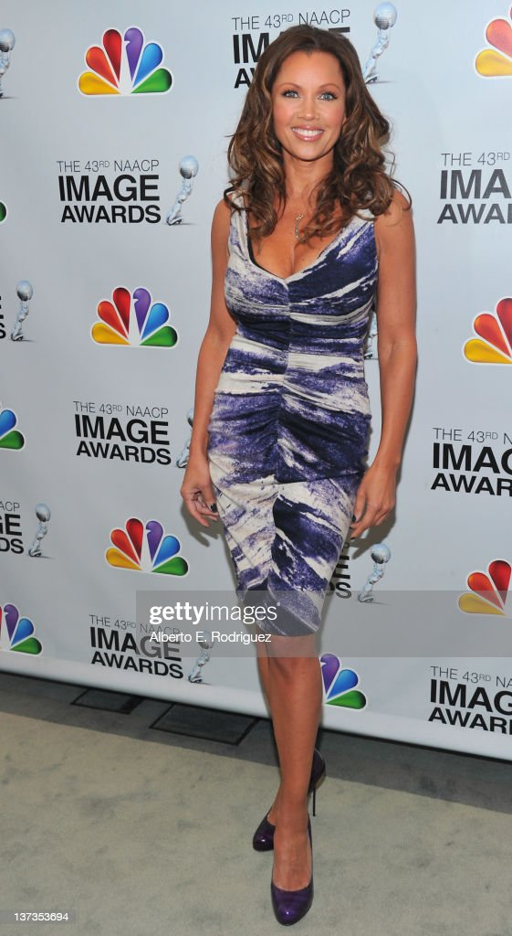 Actress Vanessa Williams attends the 43rd NAACP Image Awards Nomination announcement and press conference at The Paley Center for Media on January 19, 2012 in Beverly Hills, California.