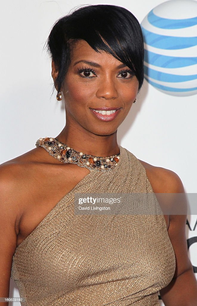 Actress Vanessa Williams attends the 44th NAACP Image Awards at the Shrine Auditorium on February 1, 2013 in Los Angeles, California.