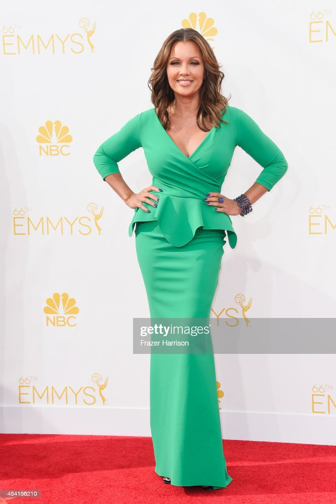 Actress Vanessa Williams attends the 66th Annual Primetime Emmy Awards held at Nokia Theatre LA Live on August 25 2014 in Los Angeles California