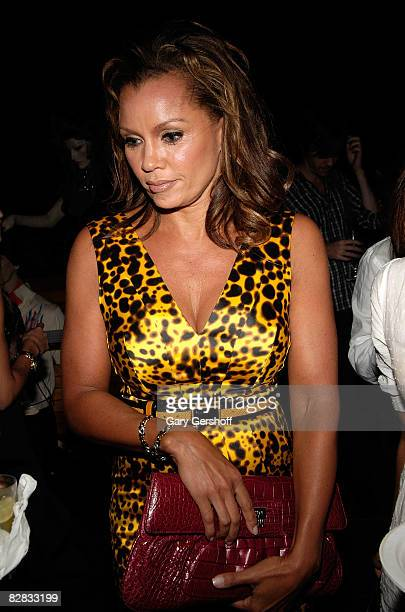 Actress Vanessa Williams attends the Diamond Information Center's Hosting of the Ugly Betty Premiere Party at High Bar on September 15 2008 in New...