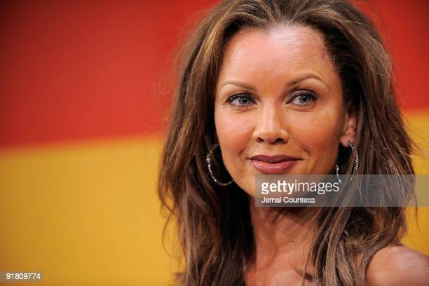 Actress Vanessa Williams attends TimesTalks An Evening With Ugly Betty at TheTimes Center on October 12 2009 in New York City