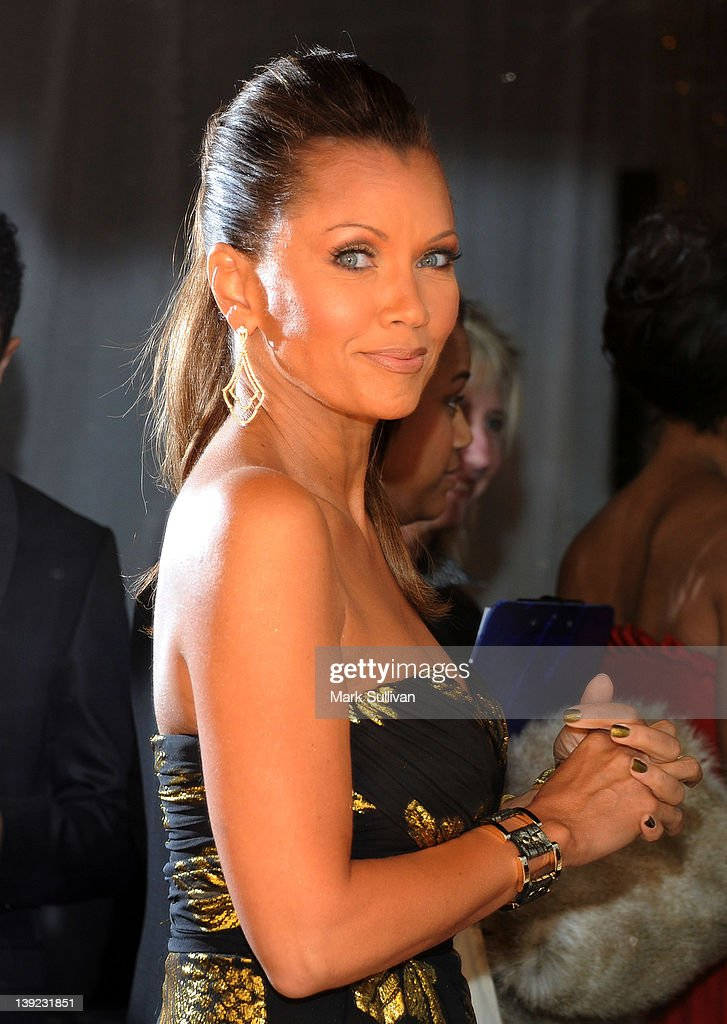 Actress Vanessa Williams in Backstage Creations Celebrity Retreat at 2012 NAACP Image Awards at The Shrine Auditorium on February 17, 2012 in Los Angeles, California.