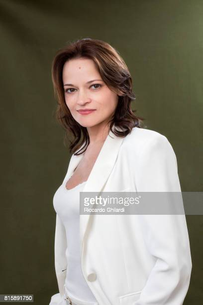 Actress Vassilina Makovtseva is photographed for Self Assignment on May 25 2017 in Cannes France