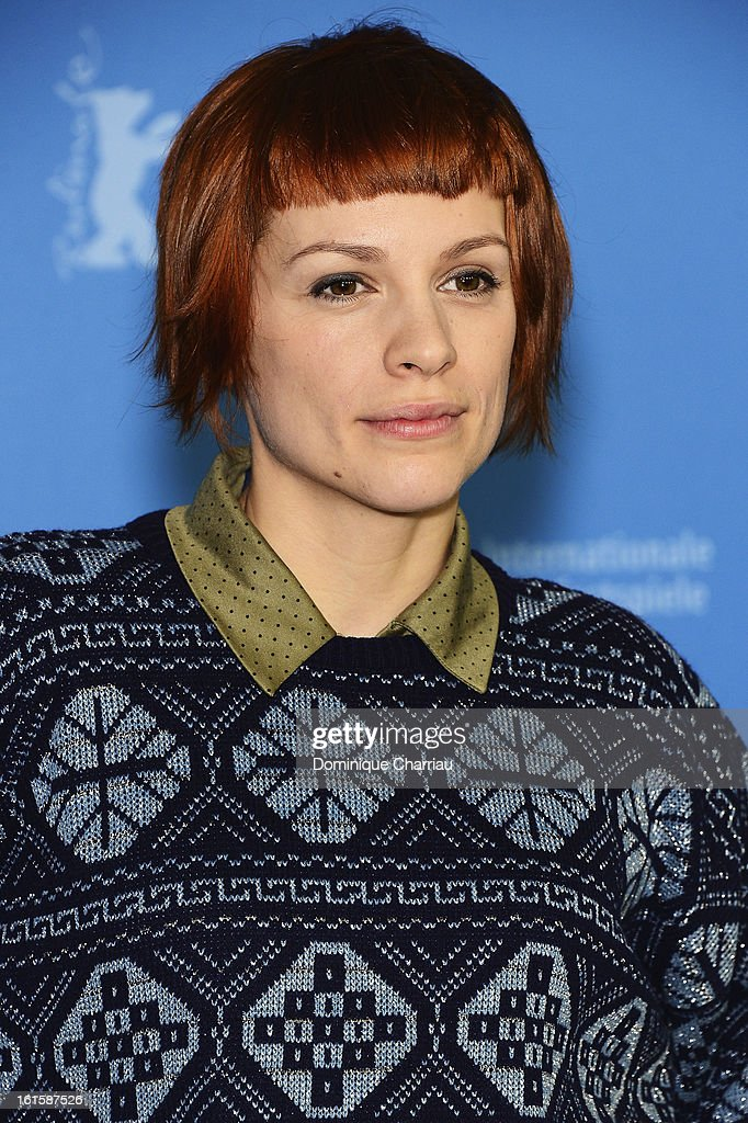 Actress Veerle Baetens attends the 'The Broken Circle Breakdown' Photocall during the 63rd Berlinale International Film Festival at the Grand Hyatt Hotel on February 12, 2013 in Berlin, Germany.