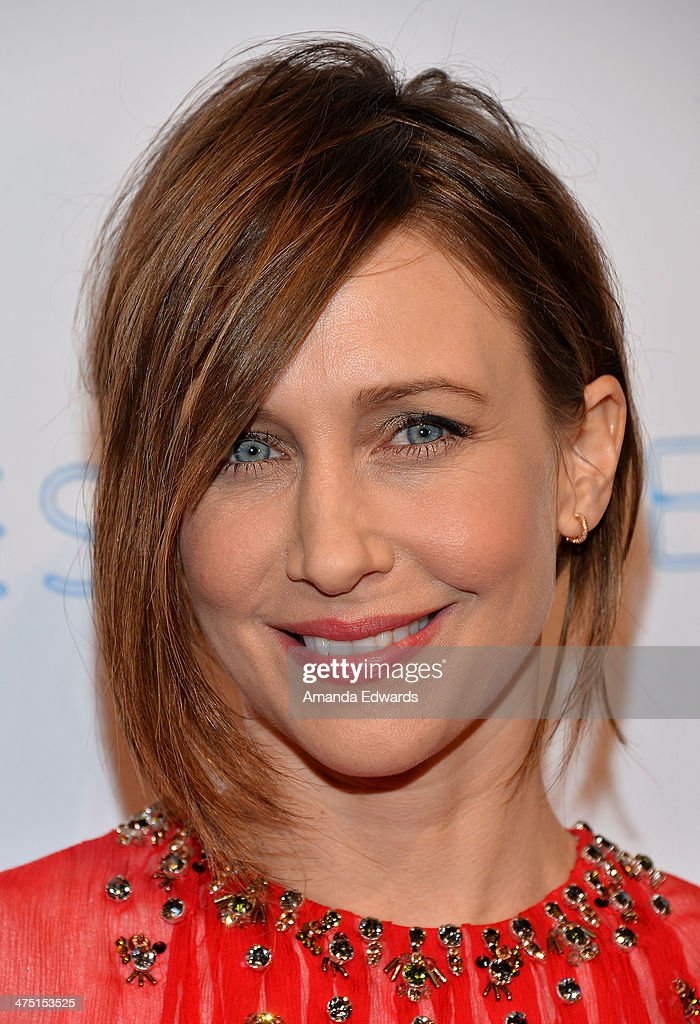 Actress <a gi-track='captionPersonalityLinkClicked' href=/galleries/search?phrase=Vera+Farmiga&family=editorial&specificpeople=227012 ng-click='$event.stopPropagation()'>Vera Farmiga</a> arrives at the premiere party for A&E's Season 2 of 'Bates Motel' and the series premiere of 'Those Who Kill' at Warwick on February 26, 2014 in Los Angeles, California.