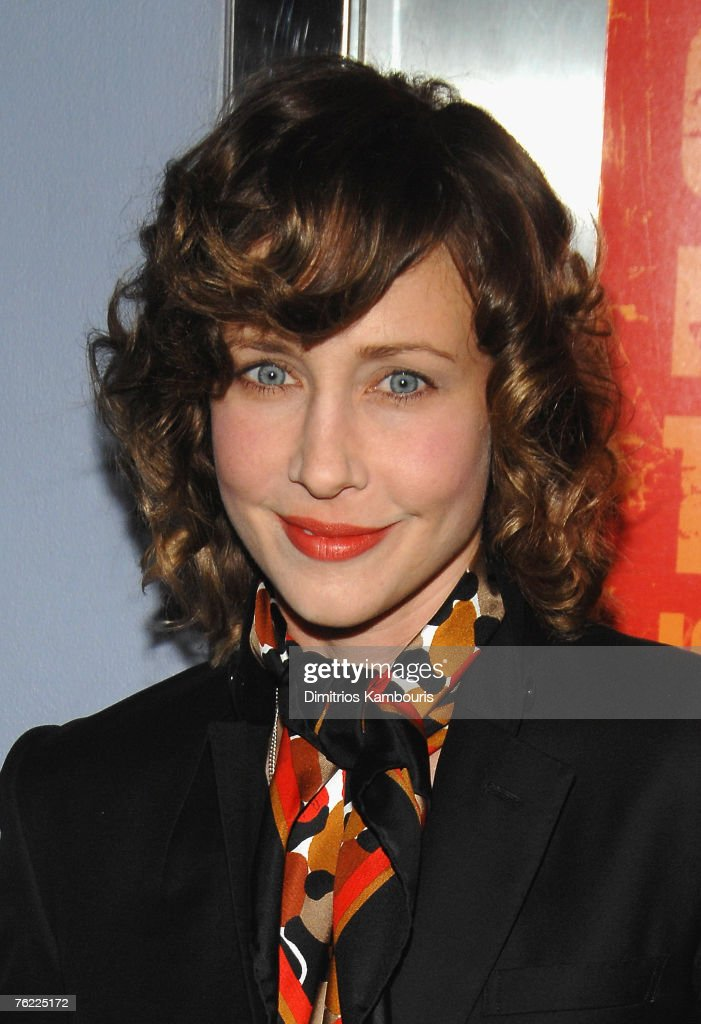 Actress Vera Farmiga arrives during the premiere of 'The Hunting Party' at the Paris Theater on August 22, 2007 in New York City.