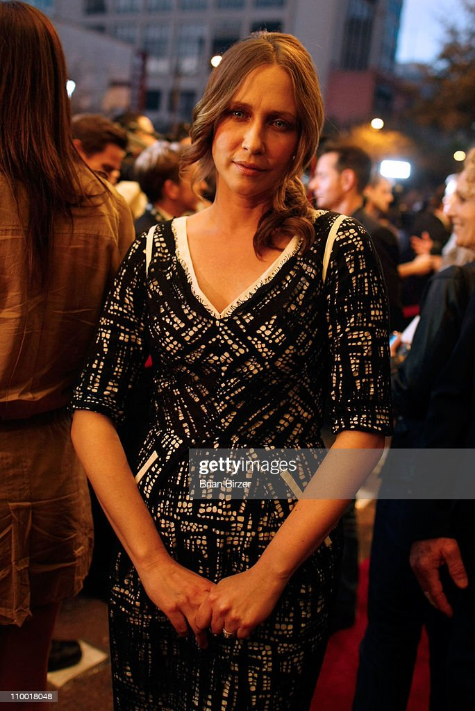 Actress <a gi-track='captionPersonalityLinkClicked' href=/galleries/search?phrase=Vera+Farmiga&family=editorial&specificpeople=227012 ng-click='$event.stopPropagation()'>Vera Farmiga</a> attends the 2011 SXSW Music, Film + Interactive Festival 'Source Code' Premiere at Paramount Theater on March 11, 2011 in Austin, Texas.