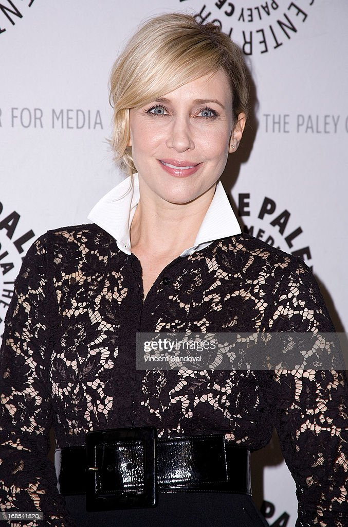 Actress <a gi-track='captionPersonalityLinkClicked' href=/galleries/search?phrase=Vera+Farmiga&family=editorial&specificpeople=227012 ng-click='$event.stopPropagation()'>Vera Farmiga</a> attends The Paley Center For Media presents 'Bates Motel: Reimagining a Cinema Icon' at The Paley Center for Media on May 10, 2013 in Beverly Hills, California.