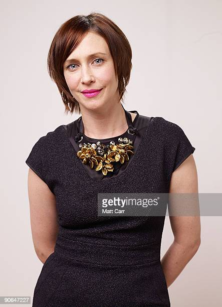 Actress Vera Farmiga from the film 'Up in the Air' poses for a portrait during the 2009 Toronto International Film Festival at The Sutton Place Hotel...